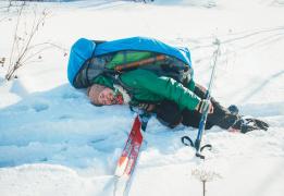 Лыжный поход по северной Мещере к озеру Острец