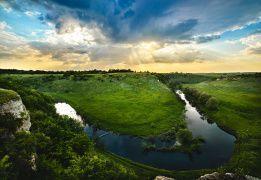 Сплав по реке Воргол