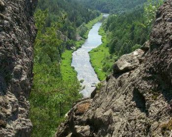 Сплав по реке Сакмара