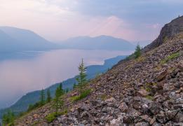 Туры на байдарках по плато Путорана: Озеро Лама + треккинги по плато
