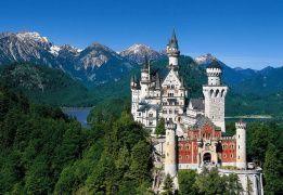 Детская Альпийская сказка Германия + Австрия