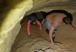 Спелеопоход в Танечкину пещеру [Ленобласть]