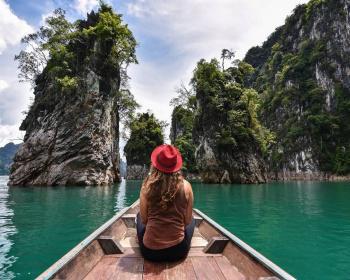 Таиланд. Путешествие из зимы в лето: древние тропические леса, водопады и белоснежные пляжи (разведка)