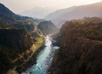 Сплав в Непале: три реки и треккинг в районе Аннапурны