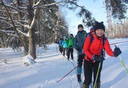 Комфорт-тур на лыжах Изумруд Бухары (Владимирская область)
