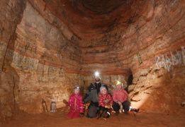 Пещерные дети.Саблино