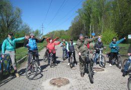 Велопрогулка по парку Лосиный остров - г. Москва