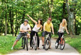 Велопрогулка в Павловском парке