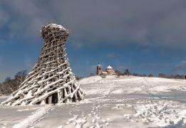 Лыжный поход - Архкатание в Николо-Ленивец