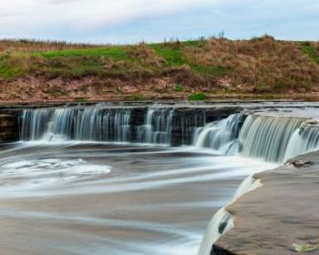 Питерская Ниагара - Большой Тосненский водопад