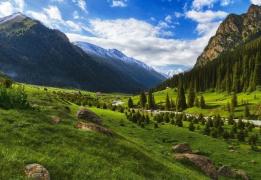Жемчужины озера Иссык-Куль (разведка)