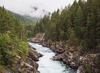 Норвегия на катамаранах: сплав по рекам Sjoa, Bovra, Jori, Driva (разведка)