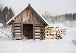 Новогодние праздники в Кенозерье (на лыжах)