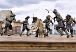 Осколки империи Чингисхана: этно-тур на Байкале (премиальная зимняя программа) - разведка