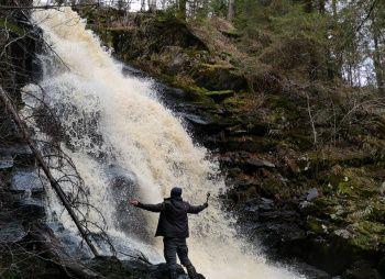 Охотники за водопадами