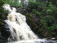 Большой Водопад Карелии