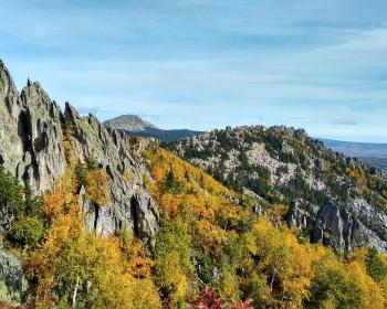 Осенняя сказка Таганая (Проживание в домиках)