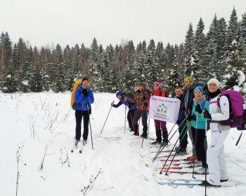 Страна белоснежных троп – однодневный лыжный