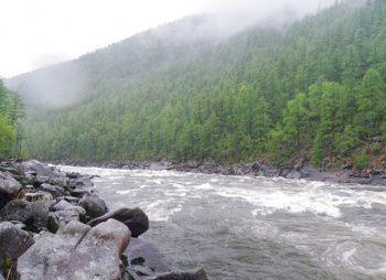 Сплав и рыбалка в Сибири. От озера Баунт по рекам Ципа и Витим