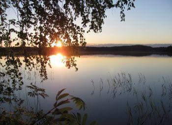 Пеший поход к Петрозаводским озерам