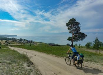 Дальний Восток на велосипеде: через Сихотэ-Алинь к Японскому морю (разведка)