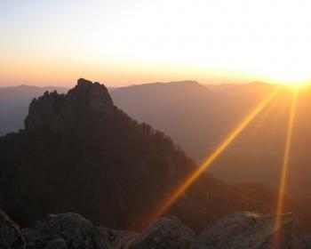 Горы Индюк и Индюшка