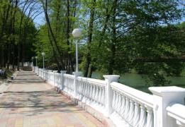 Горячий Ключ - прогулки и оздоравливающий отдых [Кавказ]