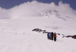 Зимний Эльбрус с Юга: комфорт и экстрим