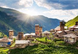 Прогулочно-познавательный тур в Грузии налегке