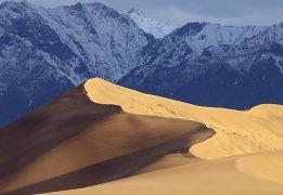 Чарские пески и бастионы Кодара (Кодарский Хребет)