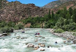 Турецкие майские – сплав по горным рекам Чорох и Бархал (Разведка)