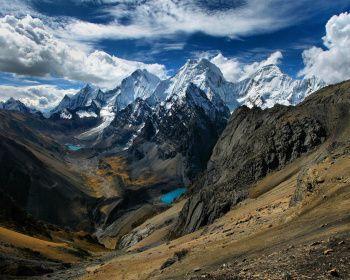 Перу - Кордильеры Уайуаш
