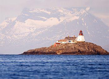 Экспедиция по Лофотенским островам и фьордам Северной Норвегии (Разведка)