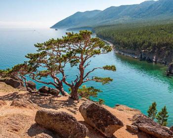 Лето на Байкале - комфорт-тур