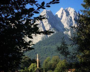 Баварские Альпы. Восхождение на Цугшпитце. Юбилейный маршрут