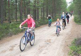 На велосипедах с детьми. Заонежье. Кижи. (с автосопровождением)