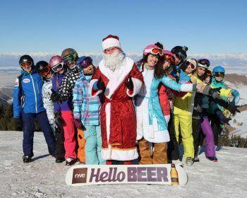 Новогодний ски-тур в Гудаури