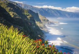 Океан, горы, теплый ветер и восторг - тур на остров Мадейра - без рюкзаков, с проживанием в домиках