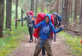 Пеший поход - Кикиморы под Кимрами - Тверская область