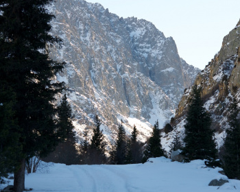 Зимнее приключение в Киргизию. Вокруг Иссык-Куля за 7 дней (разведка)