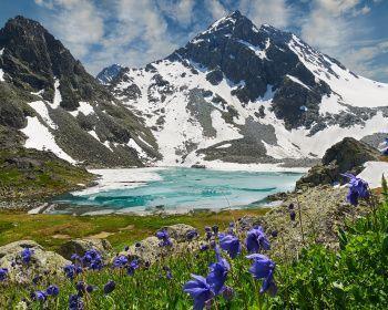 Неизведанный Алтай: Край рек, озёр и водопадов (разведка)