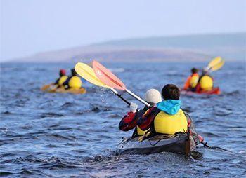 Белое море на морских каяках (байдарках): Кемские шхеры и загадочные Кузова