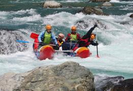 Сплав по рекам Малая и Большая Сумульта и Катунь