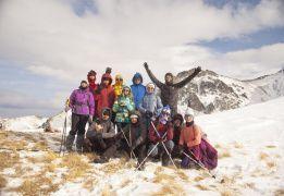 Февральские праздники в горах Кавказа
