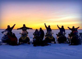 Большое Северное автопутешествие. Зимний тур в Териберку: на край Земли за северным сиянием