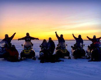 Большое Северное авто путешествие. Зимний тур в Териберку: на край Земли за северным сиянием