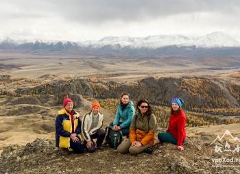 Путешествие в осенний Алтай, автотур