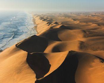 По пустыням и саваннам Намибии (разведка)