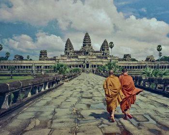 Чарующая Камбоджа: горы, пляжи и древние города