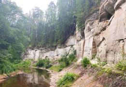 Каньон реки Ящеры
